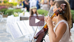 Electric violin & cello